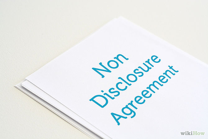 NonDisclosure Agreement Archives  Scribie Blog