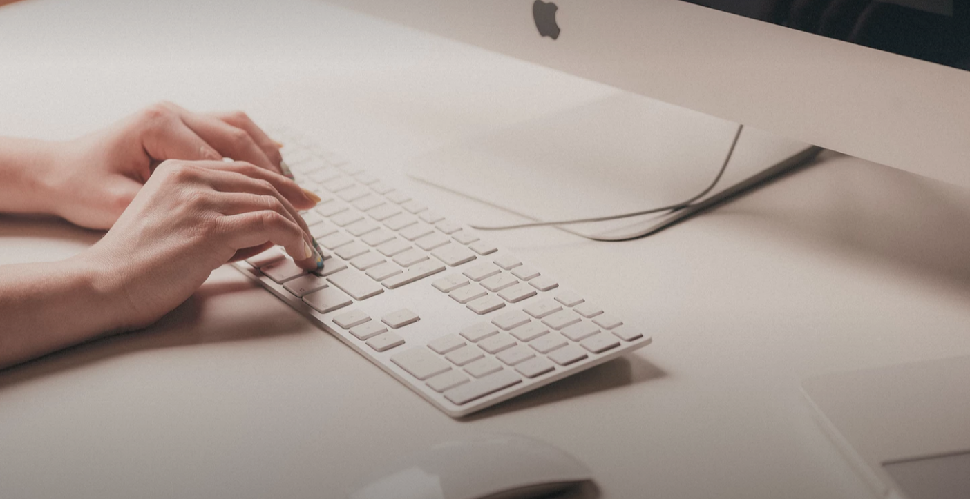 Typing Keyboard Scribie