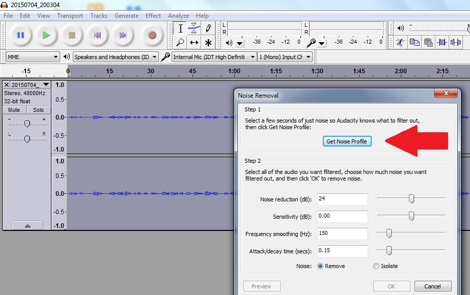 How To Clean The Audio File - Scribie Blog