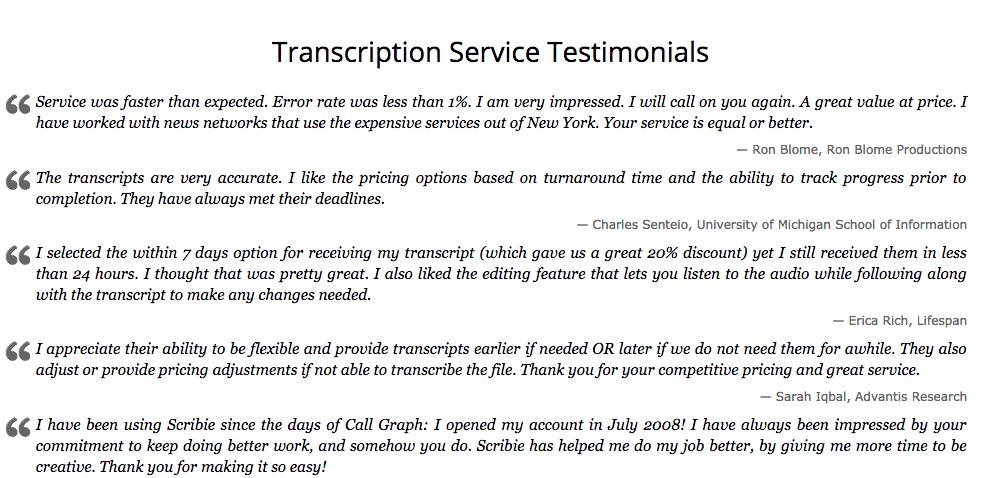 scribie_testimonials