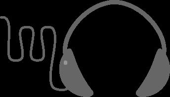 Scribie Audio Headphones