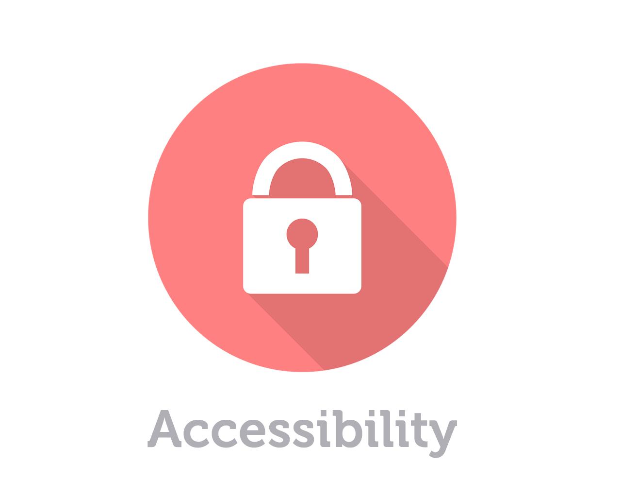 Scribie Accessibility