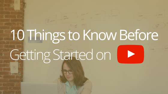 10 things to know before getting started on