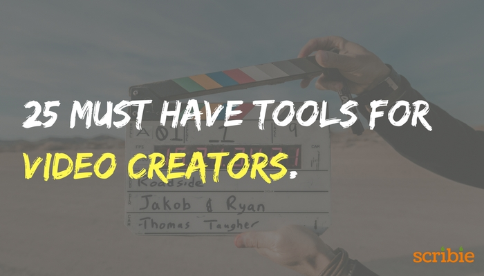 Video Creation tools