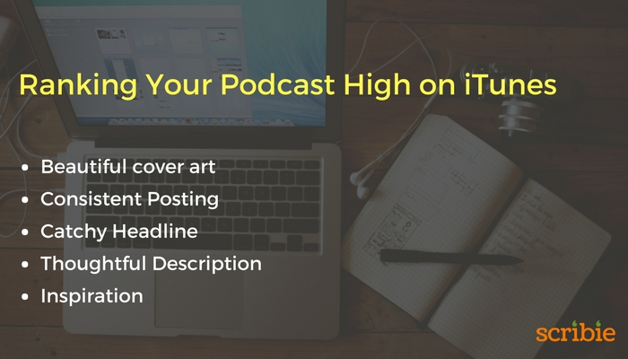 Rank Your Podcast on iTunes