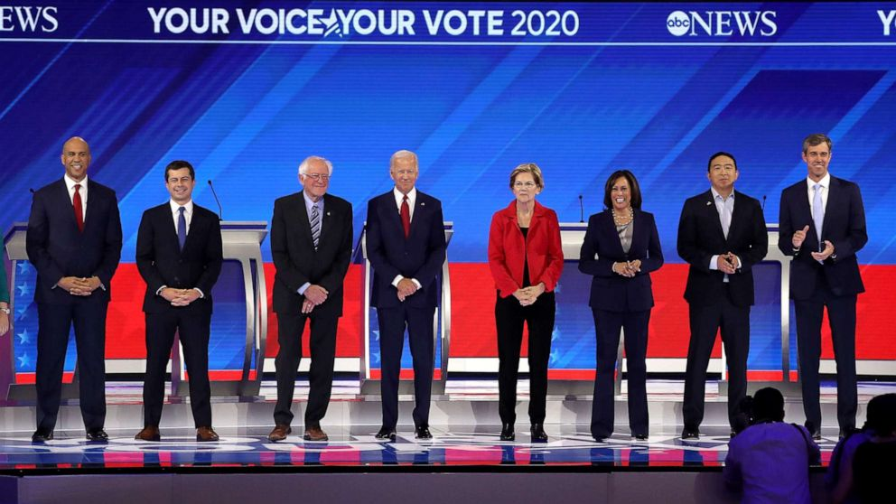 Democratic Debate TSU