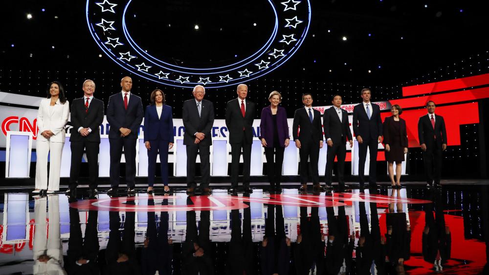 Forth Democratic Debate