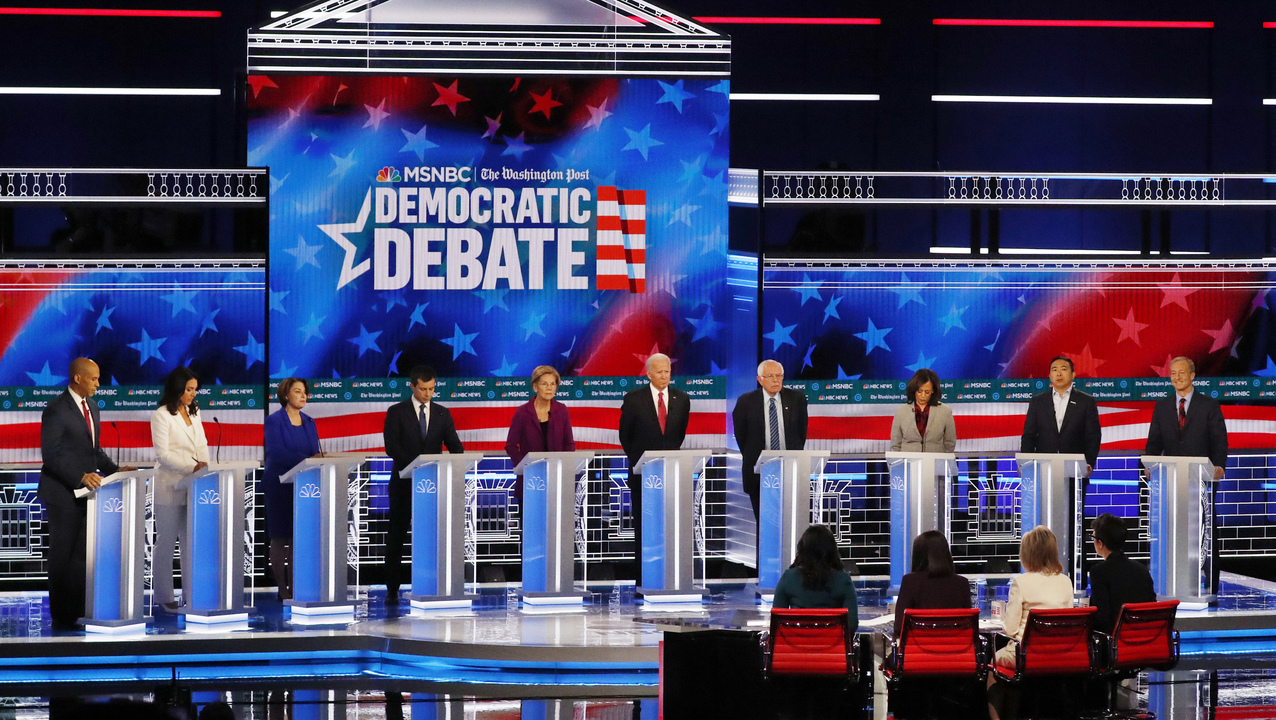 Fifth Democratic Debate