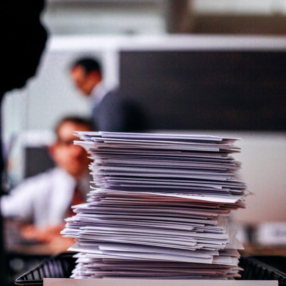 legal transcription documents